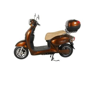 1953 Kumpan electric scooter Chocolat 65 km / h
