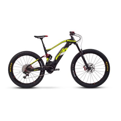 XF1-150-TRAIL-MEDIUM / YELLOW