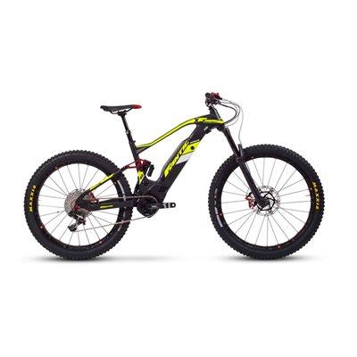 XF1-180- ENDURO-RACE-SMALL / YELLOW